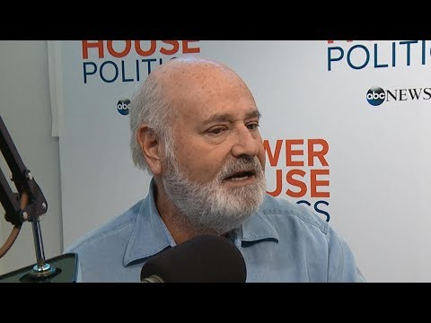Rob Reiner discusses his new film  'LBJ' on ABC News' 'Powerhouse Politics' podcast