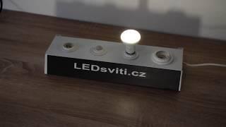LED ŽÁROVKA E14 / R50 6,5W DENNÍ BÍLÁ | LEDsviti | 2253
