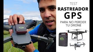 Rastreador GPS Tracker para NO PERDER nunca  TU DRONE