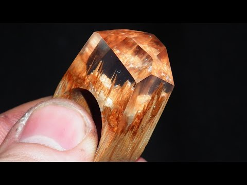 How to make Secret Wood Ring