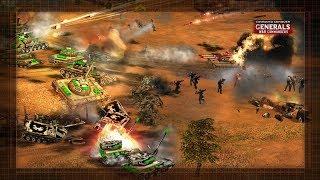 Generals Project Raptor War Commanders 9.1.18 #94