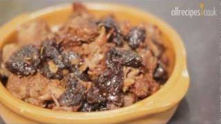 How To Make Lamb Tagine In A Pressure Cooker Video - Allrecipes.co.uk