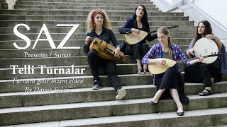 The SAZ Collection - Telli Turnalar - Turnam gelir bizim elden By Davut Sulari