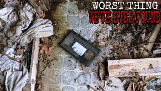 Discovered Real Killer's VHS Tapes (Extremely Disturbing) Dark Web Mystery Box Part 2
