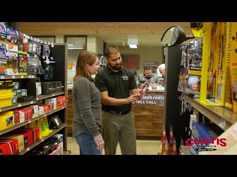 Why Buy Parts and Accessories from Curtis Trailers