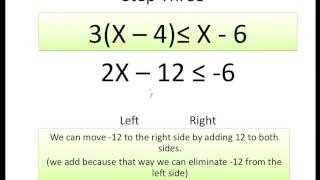 How to solve this inequality (Less than or equal to)