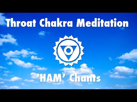 Magical Chants for Throat Chakra Activation 'HAM' | Meditation Music
