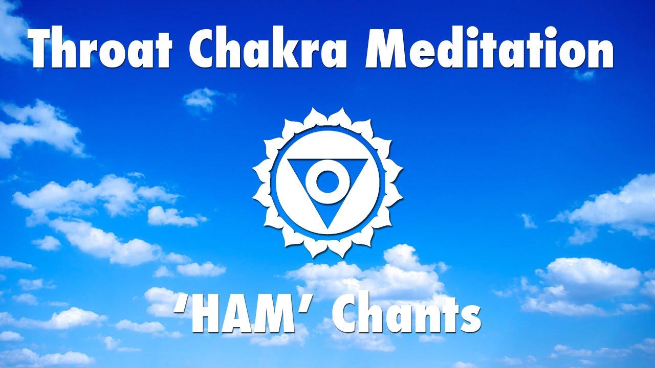 Magical Chants for Throat Chakra Activation 'HAM' | Meditation Music