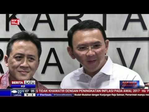 Ahok Resmikan Jakarta Creative Hub