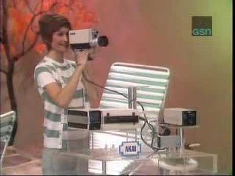 "Akai 1/4"" videotape recorder"