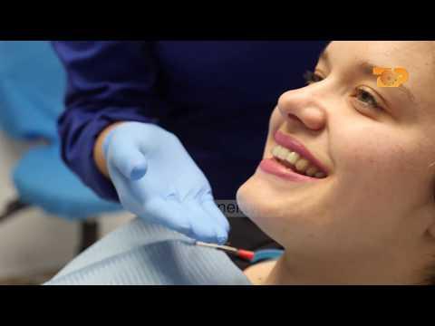 """Aparatet E Drejtimit Të Dhëmbëve Që Bëjnë çudira Në """"My Dental Clinic"""" """"E Diell"""", 19Janar 2020"""