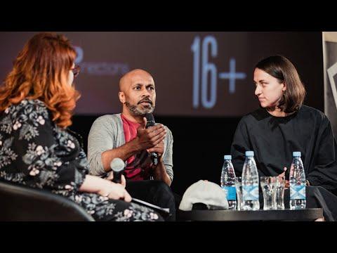 Встреча с хореографом Акрамом Ханом, киноцентр «КАРО Октябрь», 22 июля 2019