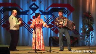 Нина Злобина - Орловские страдания и частушки