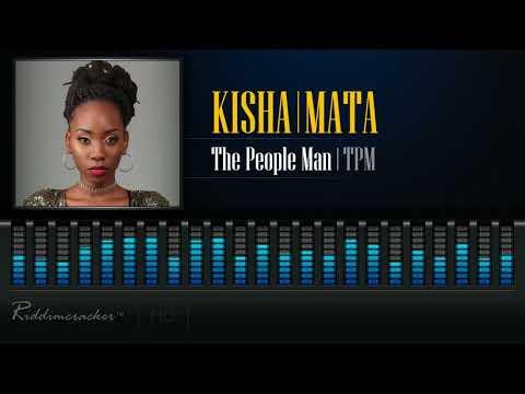 Kisha x Mata - The People Man | TPM (Sick Jab Riddim) [2018 Soca] [HD]