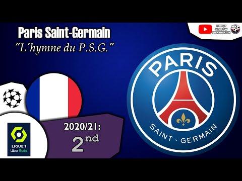 L'hymne du Paris Saint-Germain / Hymn Paris Saint-Germain / Paris Saint-Germain Anthem