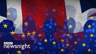 Brexit: Leaked EU migration proposals explained - BBC Newsnight
