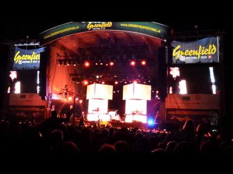 10th Greenfield 2014 - Linkin Park