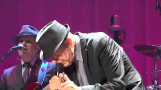 Leonard Cohen, Lover Lover Lover, Vienna 27-07-2013