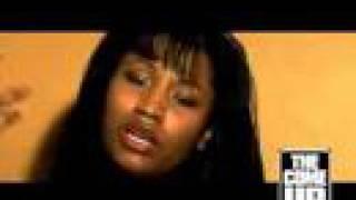 Nicki Minaj- Warning [The Come Up DVD]