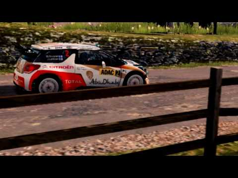Citroen Total Abu Dhabi WRC | WRC 4 FIA World Rally Championship HD 1080p60