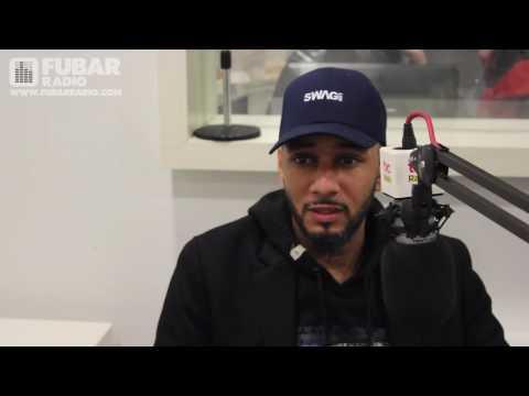 FUBAR's Sarah Love interviews Swizz Beatz
