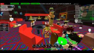 The strange server on Roblox
