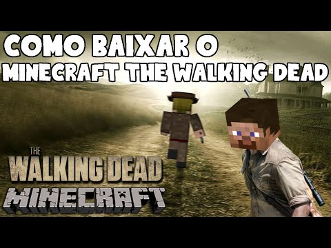 Como baixar o Minecraft The Walking Dead
