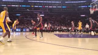 Lakers courtside seats, kobe bryant 2015