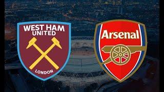 Вест Хэм Арсенал Англия Премьер лига 29 й тур 18 й тур