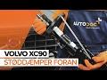 Sådan udskifter du støddæmpere foran på  VOLVO XC90 1 [GUIDE]