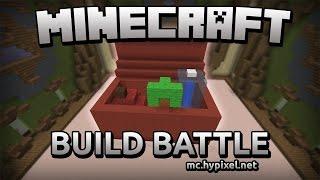 Minecraft-Build Battle-Premiumsuz server