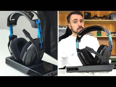 PS4 Slim tauglich? + Großer Astro A50 vs Sony Gaming-Headset