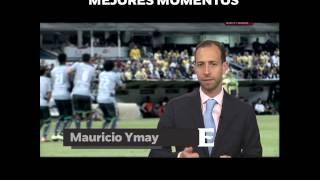 'Poco que cuestionarle a Nacho Ambriz', en opinión de Mauricio Ymay