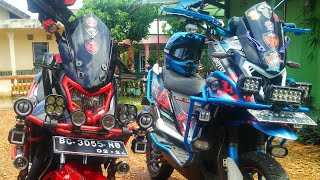 X-riders Yamaha Indonesia | XYI | X ride Supermoto | X ride Modifikasi | X ride Touring