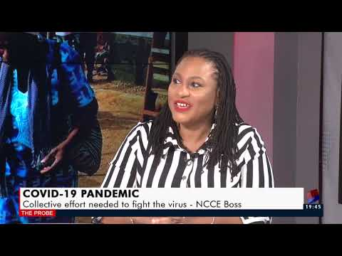 Quest for Peace and Justice: NCCE conducting post-election engagement – Josephine Nkrumah (27-12-20)