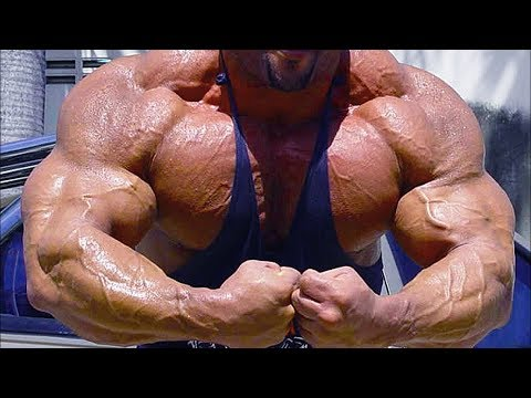 Dennis James - GROW LIKE A MONSTER - Bodybuilding Motivation