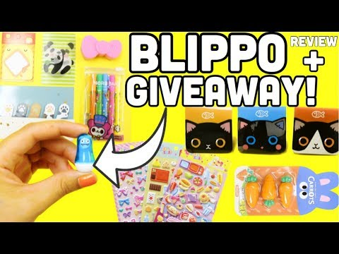 Blippo Surprise Kawaii bag Review+GIVEAWAY! CLOSED
