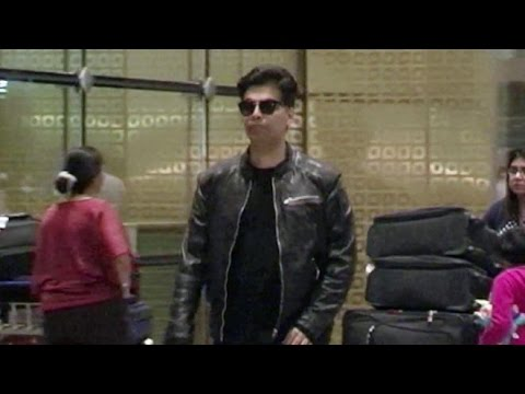 Karan Johar Leaves The Country After MNS Threat