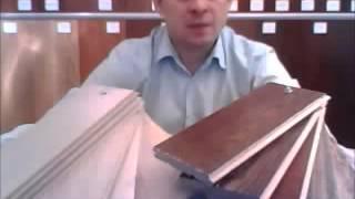 видео Напольные покрытия Amber wood (Амбер Вуд)