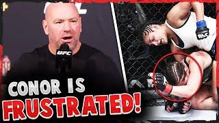 Reactions to Jessica Eye vs Cynthia Calvillo UFC Vegas 2, Dana White on Conor McGregor, Henry Cejudo