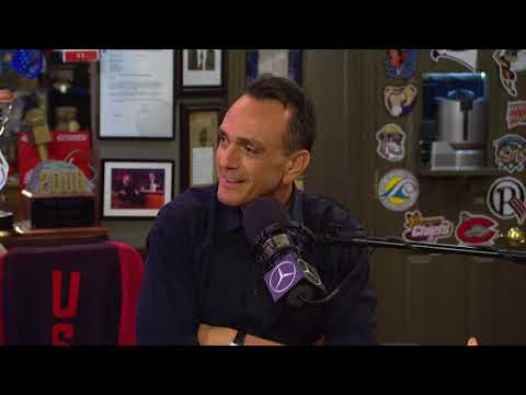 Hank Azaria Talks Brockmire Season 2, The Office & More with Dan Patrick | Full Interview | 4/20/18