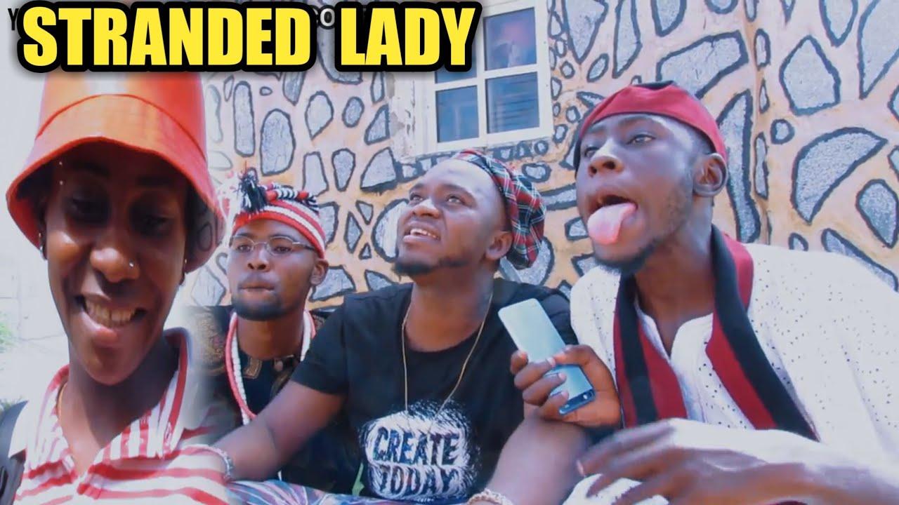 Download STRANDED LADY (wkr fresherx comedy)