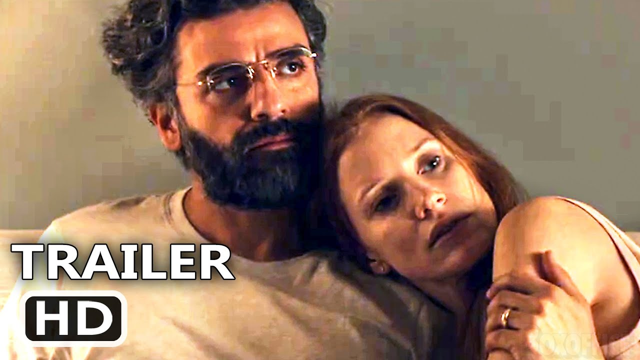 Jessica Chastain and Oscar Isaac get intimate for new TV miniseries ...