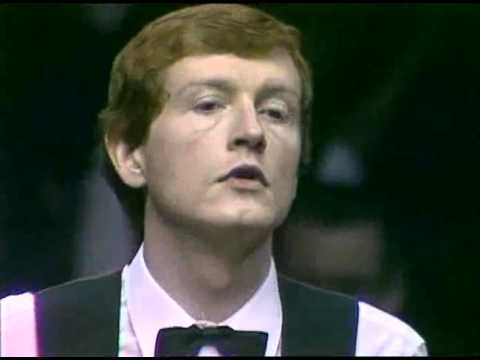 1985 World Snooker Championship - Steve Davis v Dennis Taylor Black Ball Final