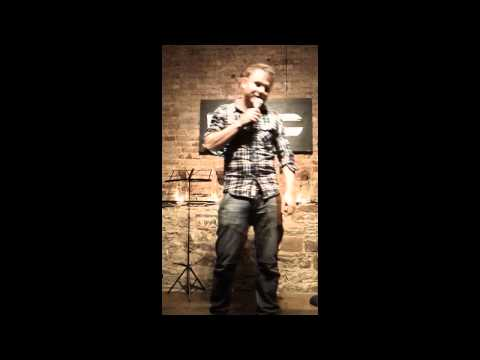 UK Spoken Word Poet Mark Grist @ Mike Geffner Presents The Inspired Word