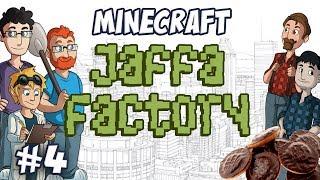 Jaffa Factory 4 - Pimp my Shed (Tekkit)