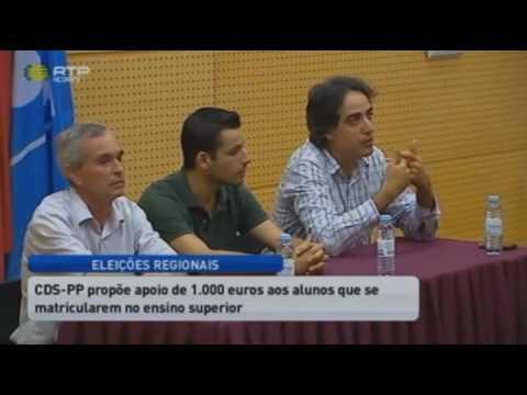 Artur Lima anuncia: CDS vai propor medida inovadora de apoio ao acesso ao ensino superior