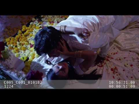 "Mamatha first night hot scene leaked from  ""Athaarillu"" Telugu Movie thumbnail"