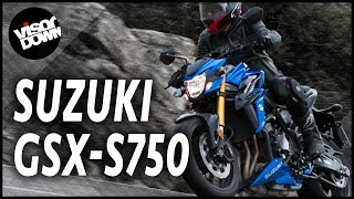 Suzuki GSX-S750 Bike Review First Ride | Suzuki naked bike review