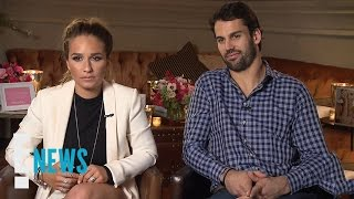 Jessie James and Eric Decker Reveal Favorite Gifts | Celebrity Sit Down | E! News